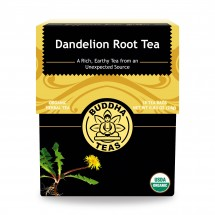 Dandelion Root Tea - 18 tea bags per box