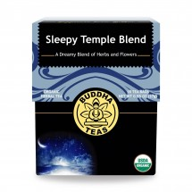 Sleepy Temple Blend - 18 tea Bags