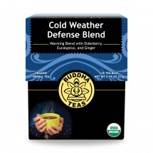 Cold Weather Defense Blend - 18 Tea Bags