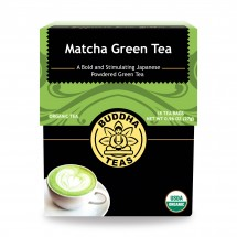 Matcha Green Tea - 18 Teabags