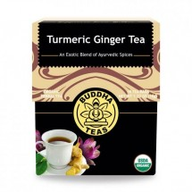 Turmeric and Ginger - 18 Teabags