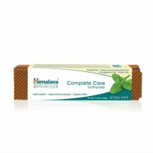 Botanique Complete Care Toothpaste – Simply Mint - 100 ml