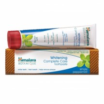 Botanique Complete Care Toothpaste – Simply Peppermint - 100 ml